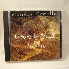 CDs de Música: MARIONA COMELLAS (CANÇONS DE BRESSOL I DE FALDA) CD 19 TRACKS 1998. Lote 93066740