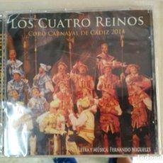 CDs de Música: CARNAVAL DE CADIZ CD CORO LOS CUATRO REINOS SIN ABRIR PRECINTADO. Lote 93068880