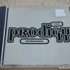 CDs de Música: THE PRODIGY ( EXPERIENCE ) ENGLAND-1992 XL RECORDINGS. Lote 93072795