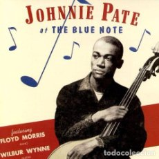 CDs de Música: JOHNNIE PATE AT THE BLUE NOTE (CD JAZZ). Lote 93100345