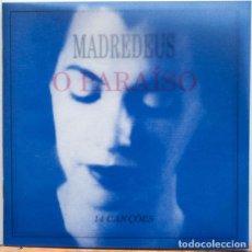 CDs de Música: MADREDEUS – O PARAÍSO. Lote 93107445