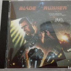 CDs de Música: 30-CD BLADE RUNNER, THE NEW AMERICAN ORCHESTA,1982. Lote 93163790