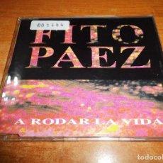 CDs de Música: FITO PAEZ A RODAR LA VIDA CD SINGLE PROMO ESPAÑA DEL AÑO 1994 PORTADA DE PLASTICO CONTIENE 1 TEMA. Lote 93166155