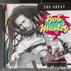 CDs de Música: CD BOB MARLEY. THE GREAT. Lote 93180750