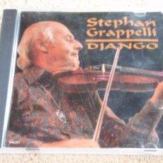 CDs de Música: STEPHAN GRAPPELLI ( DJANGO ) EEC. Lote 93181035