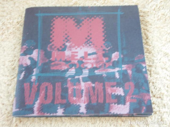CDs de Música: M.E.L.T. 2000 VOLUME 2 ( VARIOS; ELECTRONIC,REGGAE,TRIBAL,PROGRESSIVE TRANCE) ENGLAND-2000 B&W MUSIC - Foto 4 - 93185260