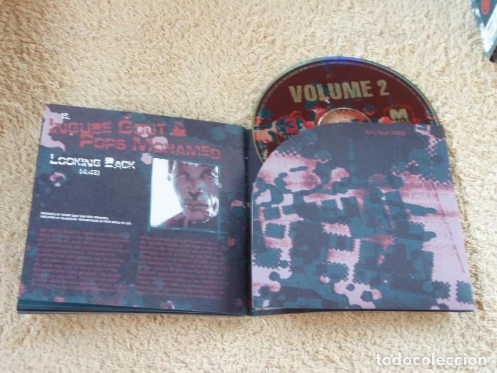 CDs de Música: M.E.L.T. 2000 VOLUME 2 ( VARIOS; ELECTRONIC,REGGAE,TRIBAL,PROGRESSIVE TRANCE) ENGLAND-2000 B&W MUSIC - Foto 5 - 93185260