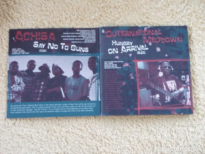 CDs de Música: M.E.L.T. 2000 VOLUME 2 ( VARIOS; ELECTRONIC,REGGAE,TRIBAL,PROGRESSIVE TRANCE) ENGLAND-2000 B&W MUSIC - Foto 6 - 93185260