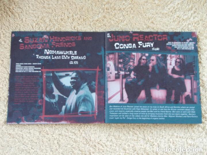 CDs de Música: M.E.L.T. 2000 VOLUME 2 ( VARIOS; ELECTRONIC,REGGAE,TRIBAL,PROGRESSIVE TRANCE) ENGLAND-2000 B&W MUSIC - Foto 8 - 93185260
