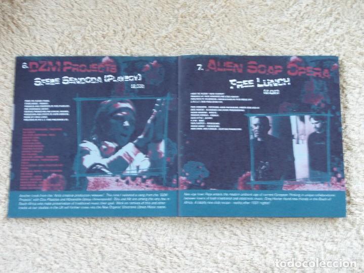 CDs de Música: M.E.L.T. 2000 VOLUME 2 ( VARIOS; ELECTRONIC,REGGAE,TRIBAL,PROGRESSIVE TRANCE) ENGLAND-2000 B&W MUSIC - Foto 9 - 93185260