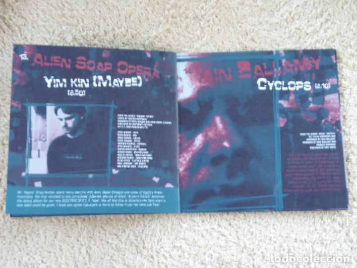 CDs de Música: M.E.L.T. 2000 VOLUME 2 ( VARIOS; ELECTRONIC,REGGAE,TRIBAL,PROGRESSIVE TRANCE) ENGLAND-2000 B&W MUSIC - Foto 13 - 93185260