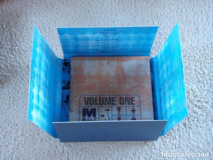 M.E.L.T. 2000 VOLUME 1 (VARIOS; JAZZ,LATIN,FOLK,WORLD & COUNTRY ) ENGLAND-1997 B&W MUSIC (Música - CD's Jazz, Blues, Soul y Gospel)