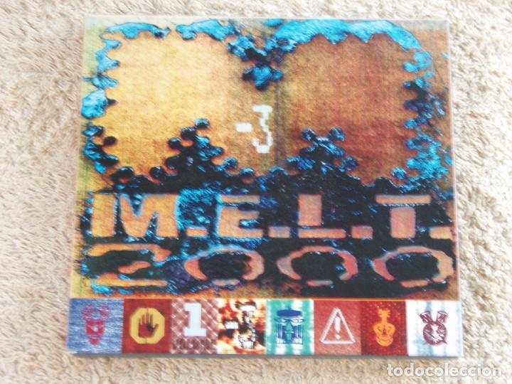 CDs de Música: M.E.L.T. 2000 VOLUME 1 (VARIOS; JAZZ,LATIN,FOLK,WORLD & COUNTRY ) ENGLAND-1997 B&W MUSIC - Foto 2 - 93187245