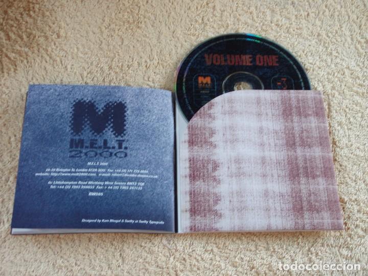 CDs de Música: M.E.L.T. 2000 VOLUME 1 (VARIOS; JAZZ,LATIN,FOLK,WORLD & COUNTRY ) ENGLAND-1997 B&W MUSIC - Foto 5 - 93187245