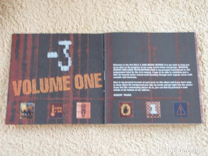 CDs de Música: M.E.L.T. 2000 VOLUME 1 (VARIOS; JAZZ,LATIN,FOLK,WORLD & COUNTRY ) ENGLAND-1997 B&W MUSIC - Foto 6 - 93187245