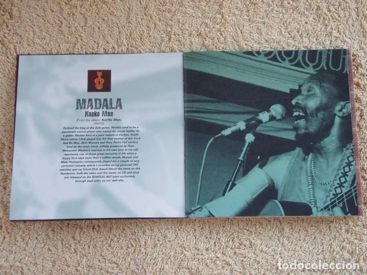 CDs de Música: M.E.L.T. 2000 VOLUME 1 (VARIOS; JAZZ,LATIN,FOLK,WORLD & COUNTRY ) ENGLAND-1997 B&W MUSIC - Foto 7 - 93187245