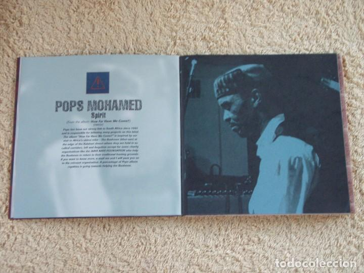 CDs de Música: M.E.L.T. 2000 VOLUME 1 (VARIOS; JAZZ,LATIN,FOLK,WORLD & COUNTRY ) ENGLAND-1997 B&W MUSIC - Foto 9 - 93187245