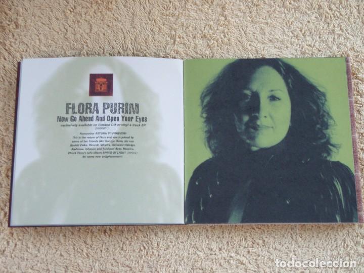 CDs de Música: M.E.L.T. 2000 VOLUME 1 (VARIOS; JAZZ,LATIN,FOLK,WORLD & COUNTRY ) ENGLAND-1997 B&W MUSIC - Foto 10 - 93187245