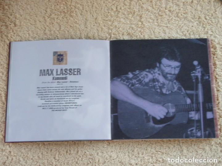 CDs de Música: M.E.L.T. 2000 VOLUME 1 (VARIOS; JAZZ,LATIN,FOLK,WORLD & COUNTRY ) ENGLAND-1997 B&W MUSIC - Foto 11 - 93187245