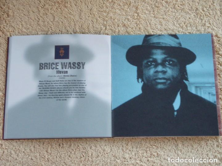CDs de Música: M.E.L.T. 2000 VOLUME 1 (VARIOS; JAZZ,LATIN,FOLK,WORLD & COUNTRY ) ENGLAND-1997 B&W MUSIC - Foto 12 - 93187245