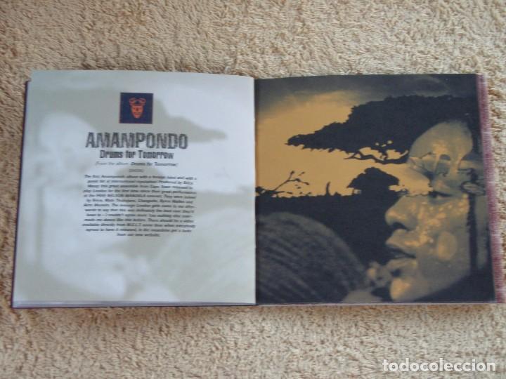 CDs de Música: M.E.L.T. 2000 VOLUME 1 (VARIOS; JAZZ,LATIN,FOLK,WORLD & COUNTRY ) ENGLAND-1997 B&W MUSIC - Foto 15 - 93187245