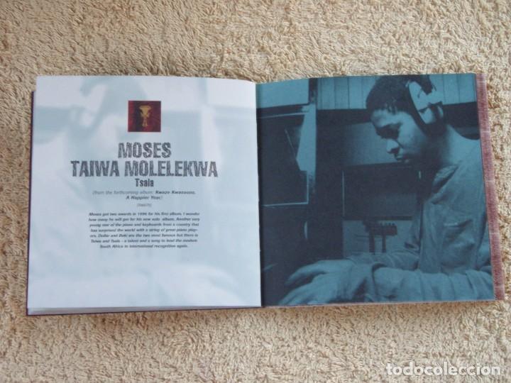 CDs de Música: M.E.L.T. 2000 VOLUME 1 (VARIOS; JAZZ,LATIN,FOLK,WORLD & COUNTRY ) ENGLAND-1997 B&W MUSIC - Foto 16 - 93187245