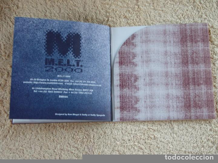 CDs de Música: M.E.L.T. 2000 VOLUME 1 (VARIOS; JAZZ,LATIN,FOLK,WORLD & COUNTRY ) ENGLAND-1997 B&W MUSIC - Foto 20 - 93187245