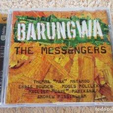 CDs de Música: BARUNGWA ( THE MESSENGERS ) ENGLAND-1995 B&W MUSIC. Lote 93189970