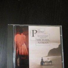 CDs de Música: THE PIANO. MICHAEL NYMAN. 1991. Lote 93199690