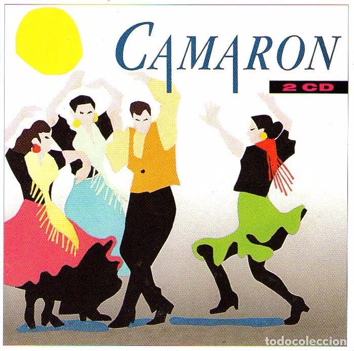 DOBLE CD ÁLBUM: CAMARÓN DE LA ISLA CON PACO DE LUCIA - 39 TRACKS - EDITADO EN ALEMANIA POR PHILIPS (Música - CD's Flamenco, Canción española y Cuplé)
