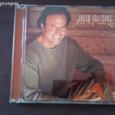 CDs de Música: JULIO IGLESIAS-NOCHE DE CUATRO LUNAS. Lote 93250190