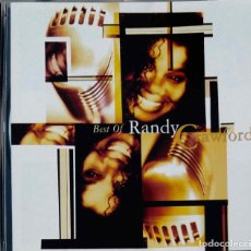 CDs de Música: RANDY CRAWFORD. THE BEST OF. CD. Lote 93253925