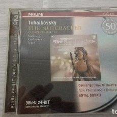 CDs de Música: 26-CD THE NUTCRACKER, TCHAIKOVSKY, ANTAL DORATI, 2 CDS. Lote 93351970