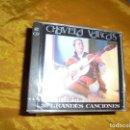 CDs de Música: CHAVELA VARGAS. 30 GRANDES CANCIONES. 2 CD´ S . SONY MUSIC 1993. PRECINTADO. Lote 93605830