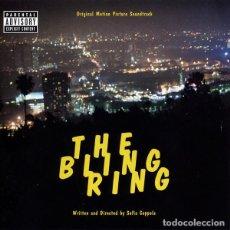 CDs de Música: THE BLING RING (ORIGINAL MOTION PICTURE SOUNDTRACK) . Lote 93681115