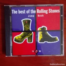 CDs de Música: ROLLING STONES CD THE BEST OF 1971 - 93 JUMP BACK. Lote 93699510