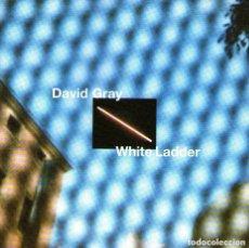 CDs de Música: DAVID GRAY - WHITE LADDER. Lote 93716590