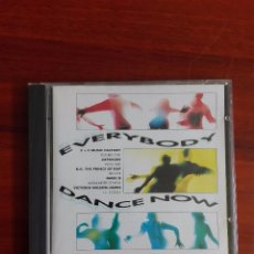 CDs de Música - Everybody dance now CD 1991 - 93754715