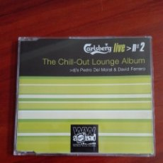 CDs de Música: THE CHILL OUT LOUNGE ALBUM CARLSBERG LIVE 2. Lote 93755155
