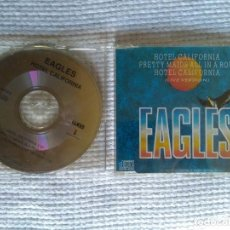 CDs de Música: EAGLES - '' HOTEL CALIFORNIA '' CD SINGLE 1988 GERMANY. Lote 93766505