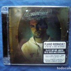 CDs de Música: CD FLAVIO RODRIGUEZ - FLAVIOLOUS - BOA 2007 - PRECINTADO. Lote 93777980