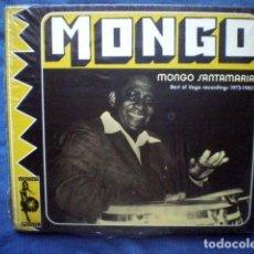 CDs de Música: CD MONGO SANTAMARIA - MUCHO MONGO BEST OF VAYA RECORDING 1973-1980 - VAMPI SOUL 2004 PRECINTADO. Lote 93781210