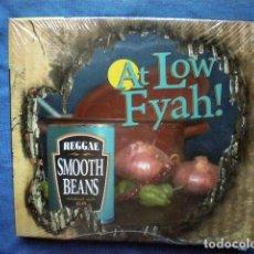CDs de Música: CD SMOOTH BEANS - AT LOW FYAH! - LIQUIDATOR MUSIC 2011 PRECINTADO. Lote 93781660