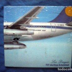 CDs de Música: CD LOS DINGOS - 737 DESTINO ESTAMBUL - WILD PUNK RECORDS 2002 PRECINTADO. Lote 93787645