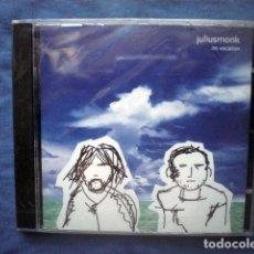 CDs de Música: CD JULIUSMONK - ON VACATION - DISCOS LUNAR 2006 PRECINTADO. Lote 93787855