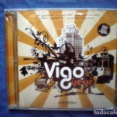 CDs de Música: CD VIGO YEYE YE YE - RECOPILATORIO - FARO PRECINTADO. Lote 93789395