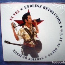 CDs de Música: CD ELVEZ - ENDLESS REVOLUTION - GRACIASLAND RECORDS 2004 PRECINTADO. Lote 93798415