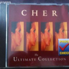 CDs de Música: CHER THE ULTIMATE COLLECTION. Lote 93828500