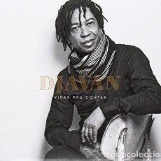CDs de Música: DJAVAN - VIDAS PRA CONTAR - CD DIGIPACK . Lote 93837810