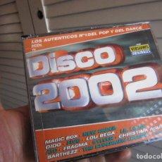 CDs de Música: DISCO 2002 - 3 CDS. Lote 93854270